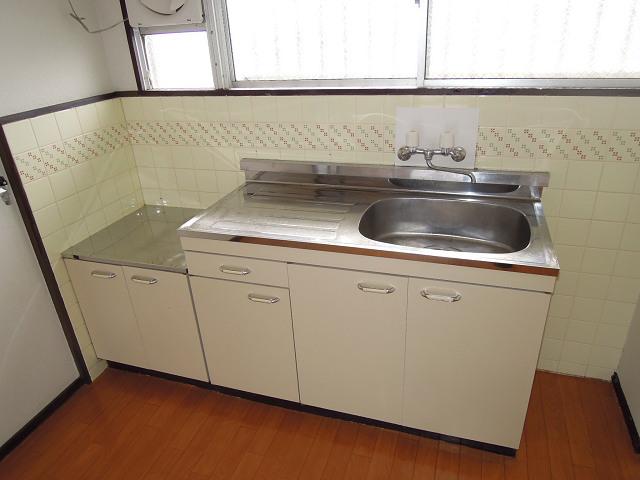 サンハイツ旭ヶ丘 キッチン