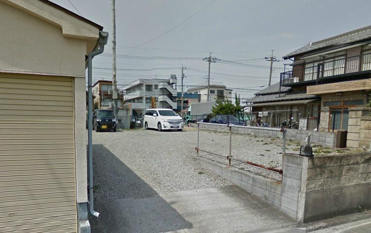 小松原駐車場 外観