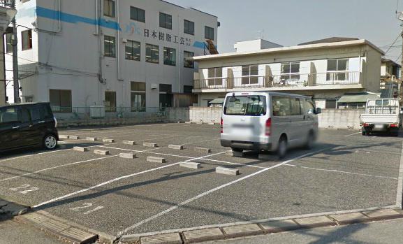 平柳第二駐車場 外観
