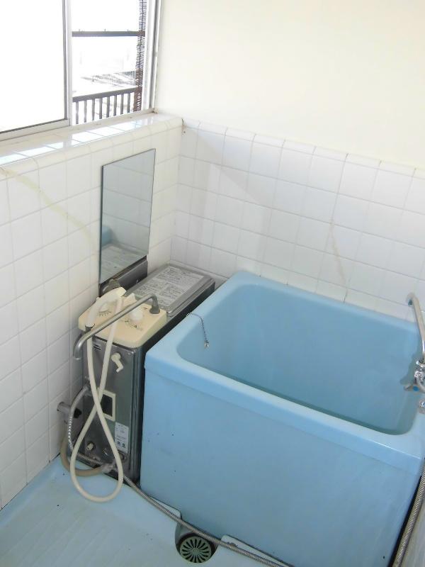 第3山口コーポ 風呂画像