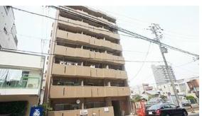 松原メイトマンション 外観