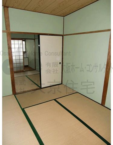 田場文化 ベッドルーム