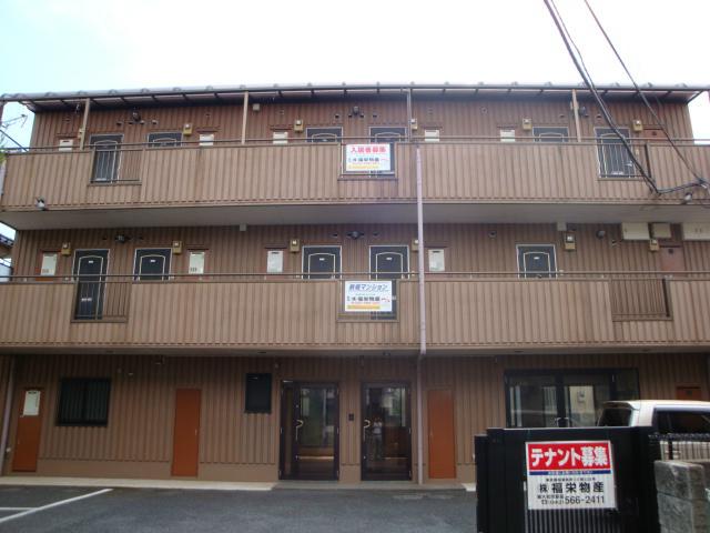 新堀マンション 302号室 外観
