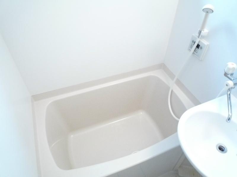 トップアイランドC 風呂画像
