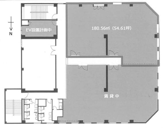 藤増興産ビル 間取り図