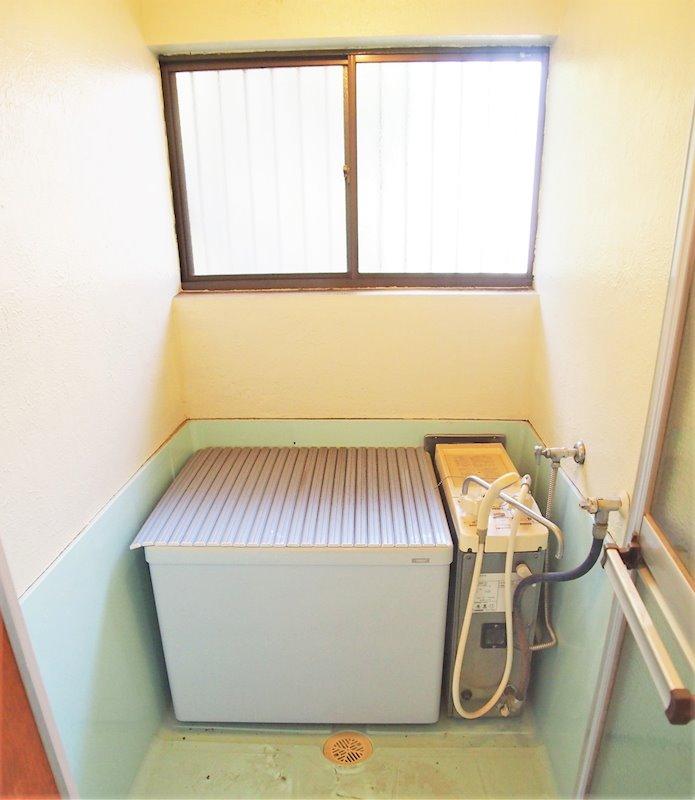 サンライズコーポ ベッドルーム