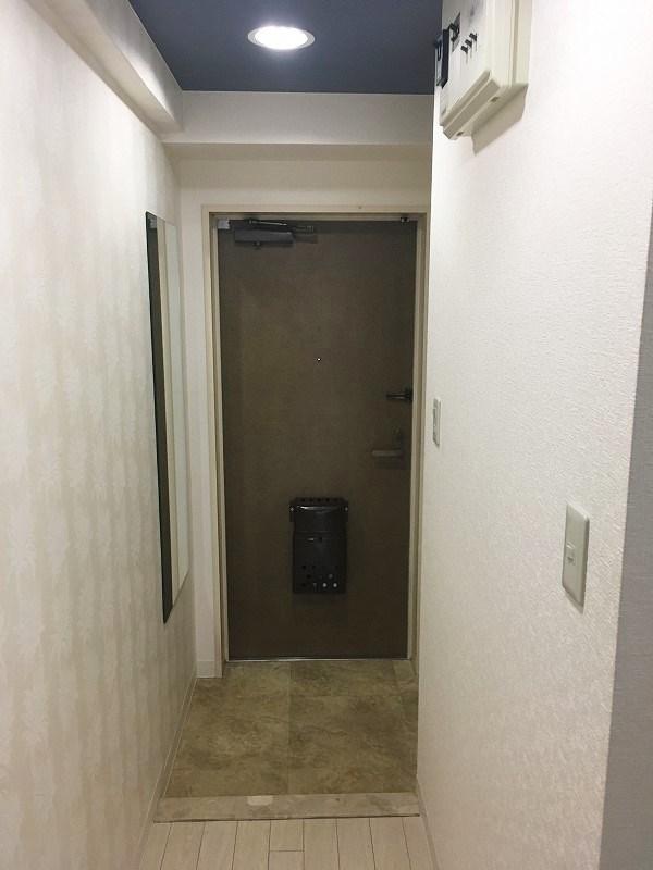 藤和シティコープ浅間町 玄関