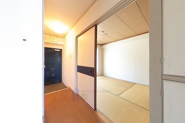 すずらんマンション 玄関