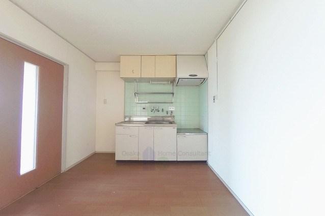 すずらんマンション キッチン