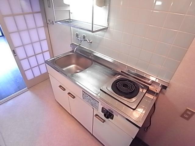 ジュネスタチバナ キッチン