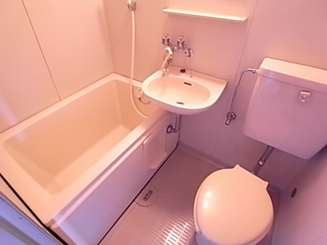 ジュネスタチバナ 風呂画像