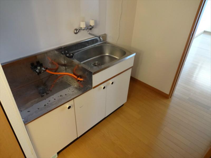 フーガ・アネックス2号館 キッチン