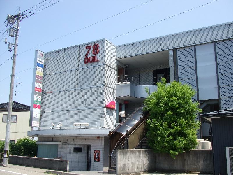 78ビル 211号室 間取り