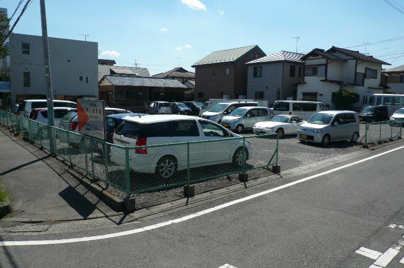 井上駐車場 外観