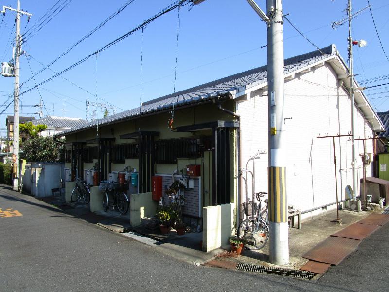 上田住宅 外観