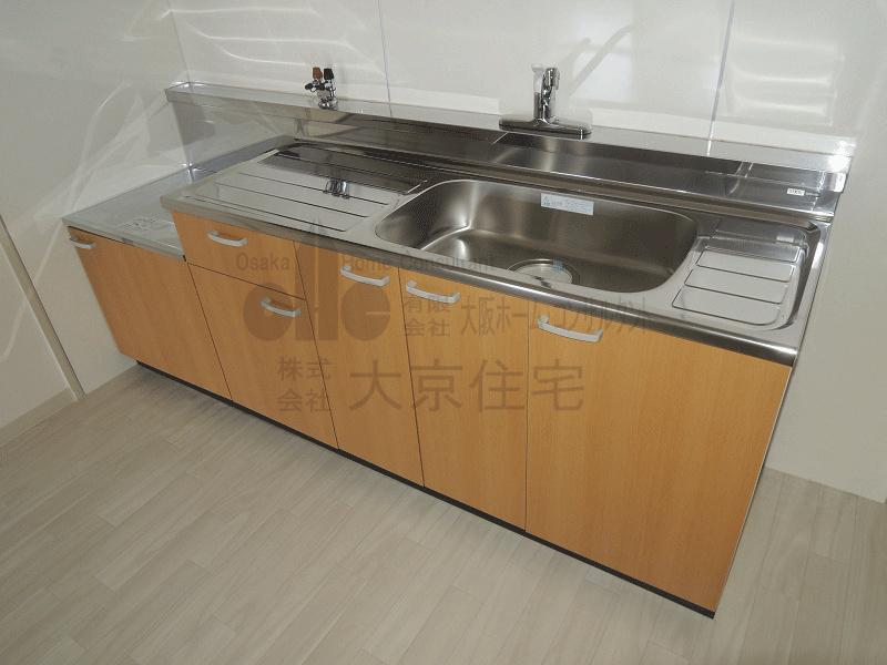 寿緑ヶ丘マンション キッチン