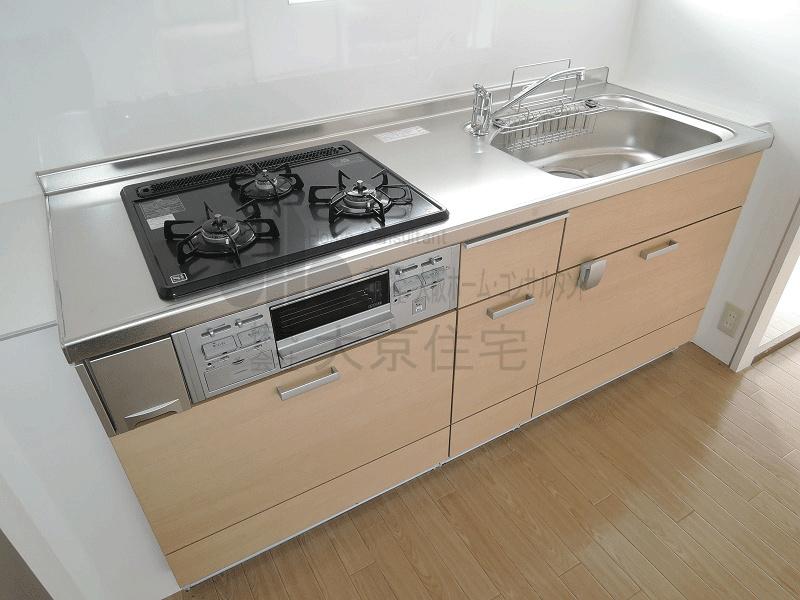 メゾン平野 キッチン