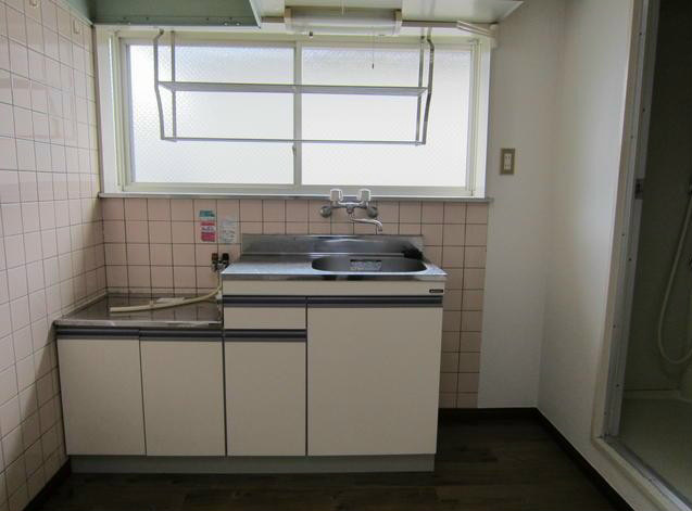 ハイツG キッチン