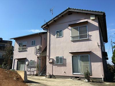 小川アパート 6号室 外観
