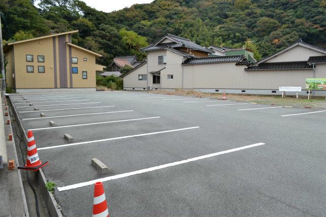 福田駐車場 15号室 間取り