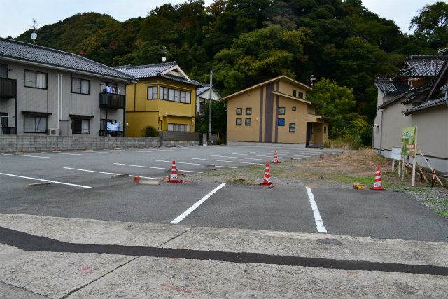 福田駐車場 15号室 外観