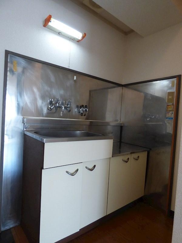 マンション葉山中井 キッチン