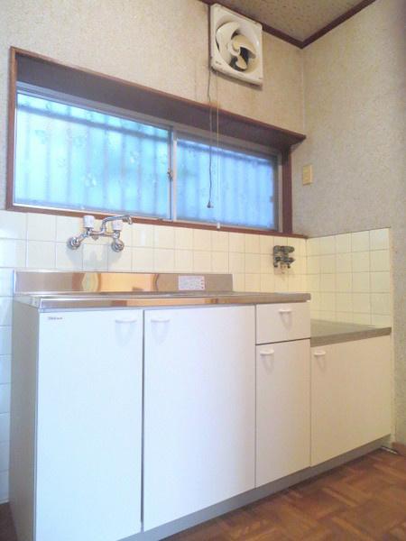 都塚1丁目戸建 キッチン