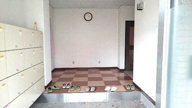 シェアハウス元町(一棟貸別府寮) 玄関