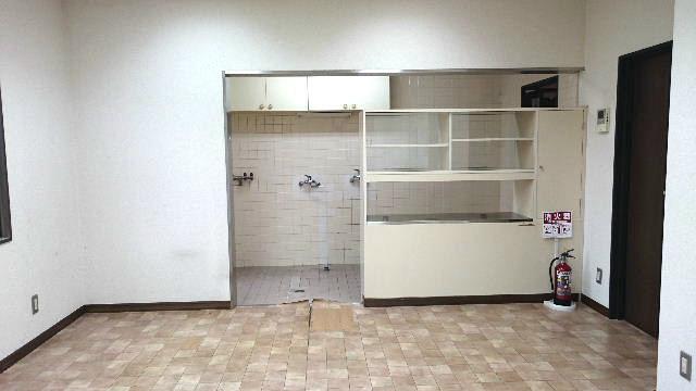 シェアハウス元町(一棟貸別府寮) キッチン