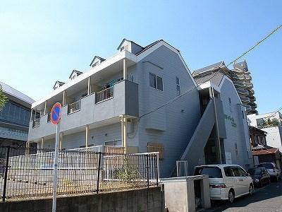 シティベール小倉 202号室 外観