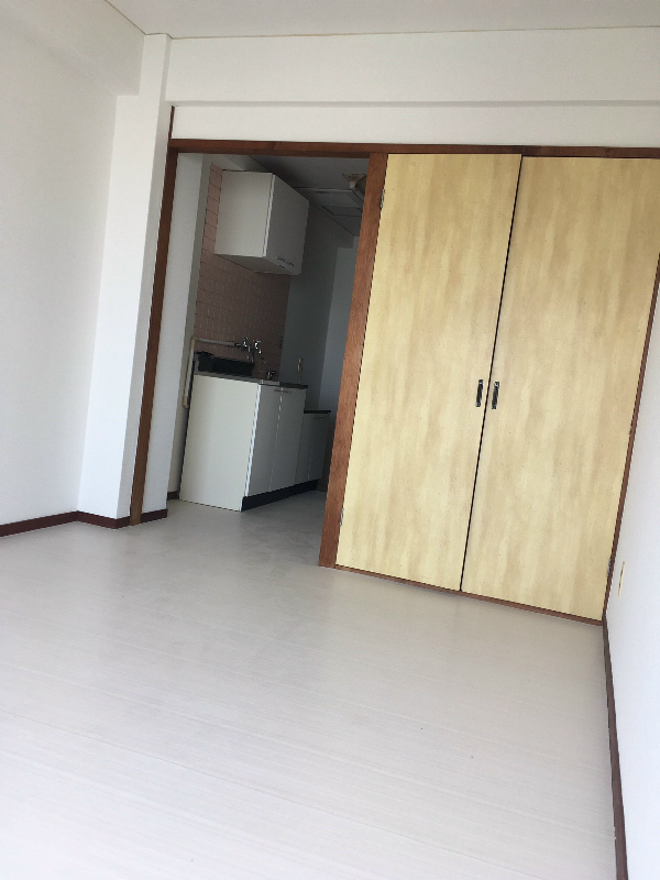 サンライフムラカミ ベッドルーム