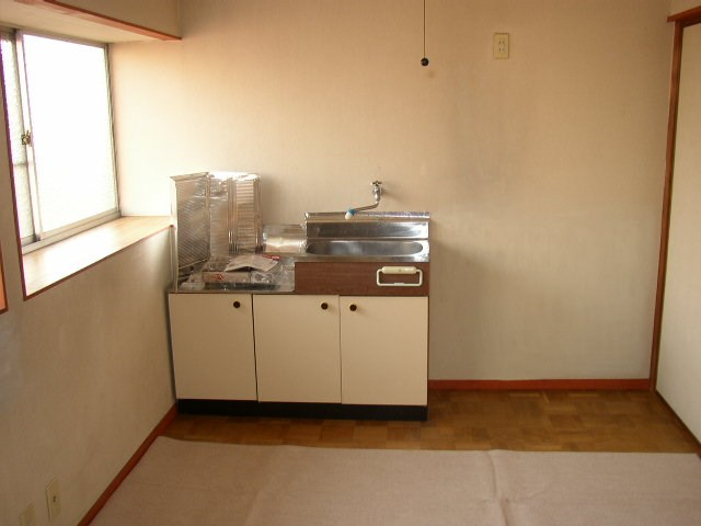 岡嶋荘 キッチン
