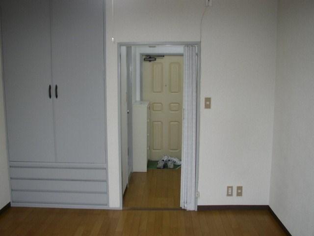 第3ビル ベッドルーム