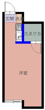 メゾン・ド・ロイヤル 間取り図