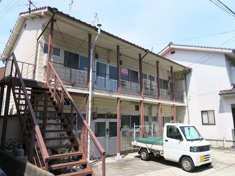 ハレ・ボヌール 203号室 外観