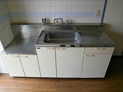ドリームオアシス キッチン