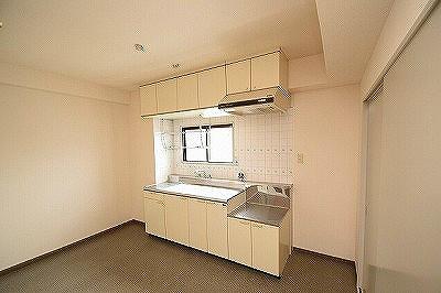 735柳ビル キッチン