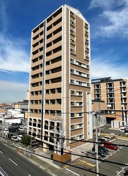 サンシャインキャナル小倉 506号室 外観