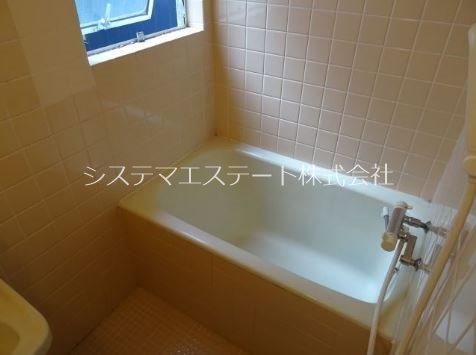 デリアスビル中村 風呂画像