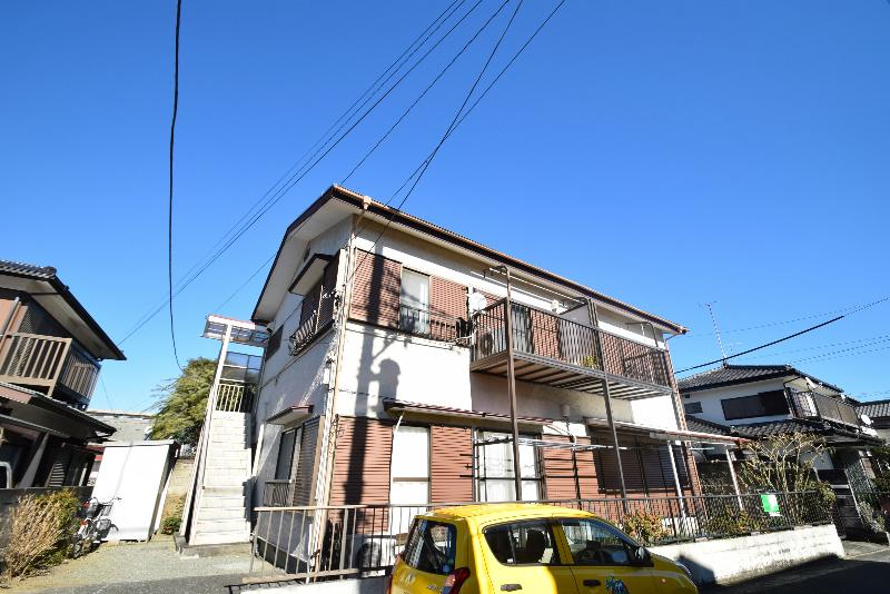 岩田アパート 202号室 外観