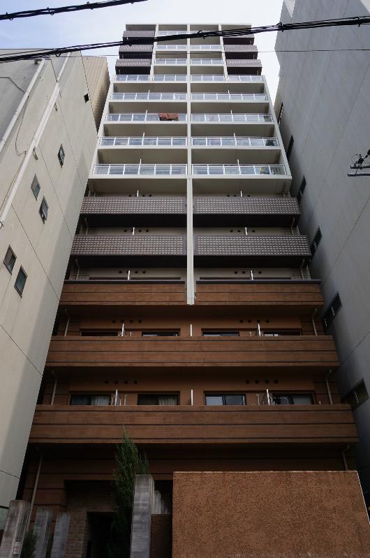 フォレシティ日本橋Ⅴ 1310号室 外観