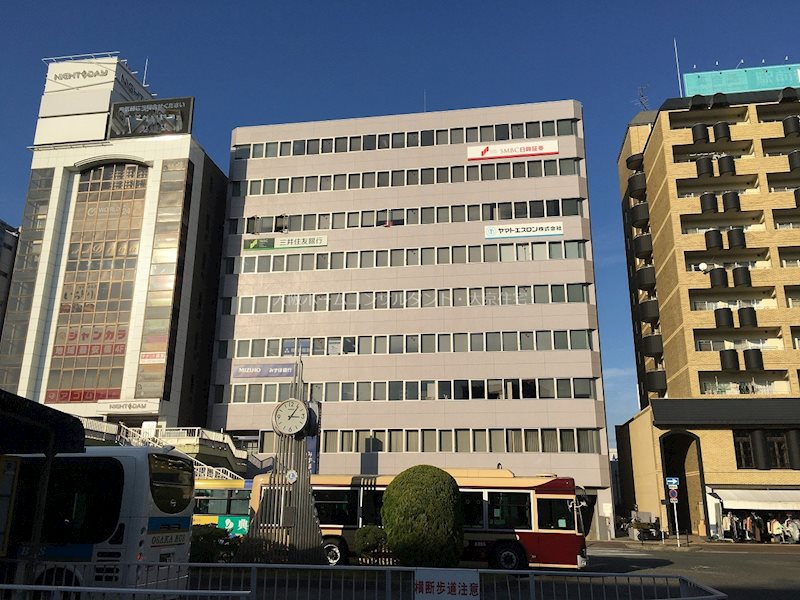 八尾駅前嶋野・住友生命ビル 6階右端から2番目号室 外観