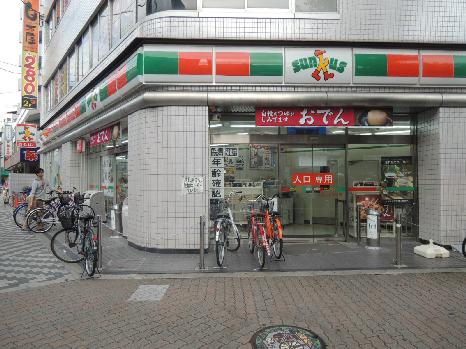 八尾駅前嶋野・住友生命ビル 周辺画像1