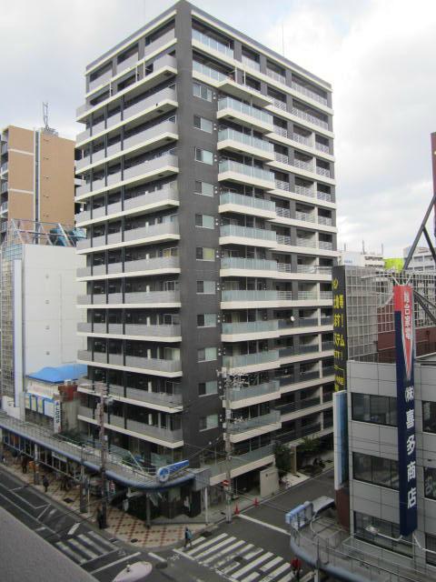 ルネ日本橋アネーロ 1201号室 外観