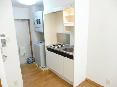 ホーマット谷中B キッチン