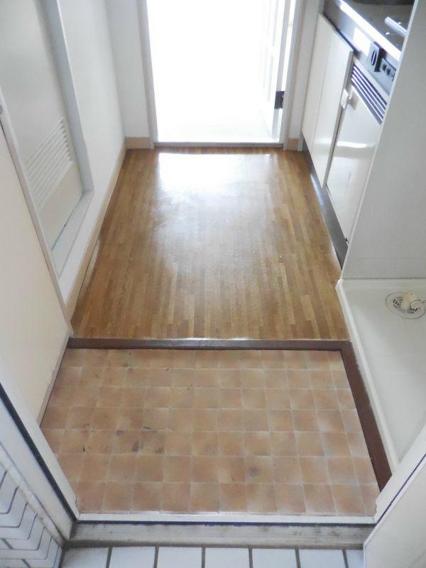 シャトーロマネ 玄関