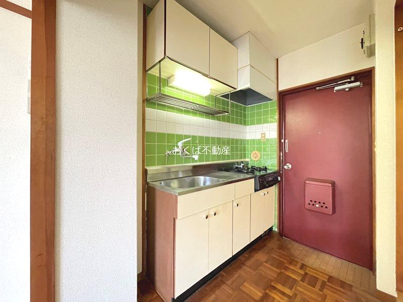 サンリッチ16 キッチン