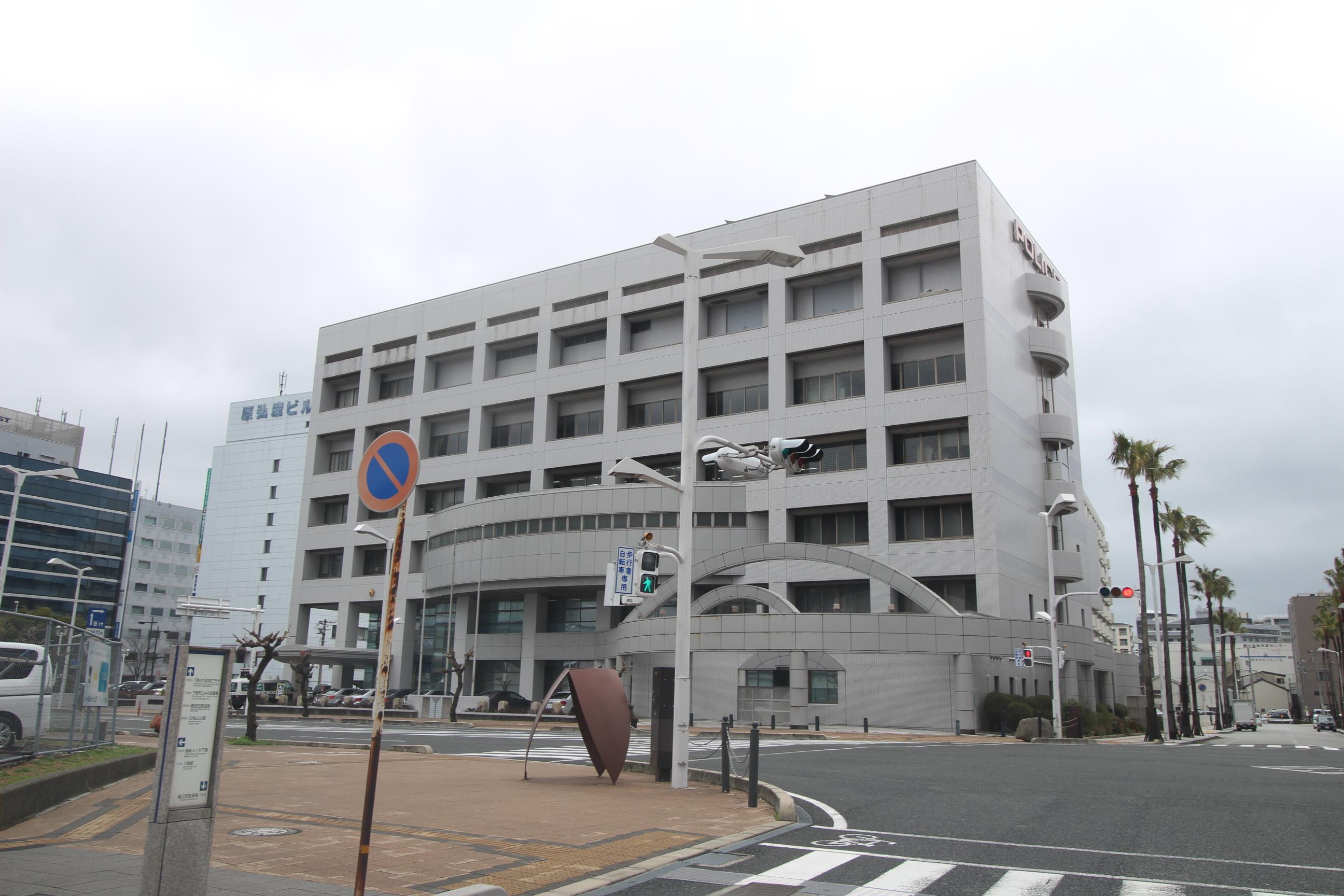 入江町(有)カナヤ駐車場 周辺画像6