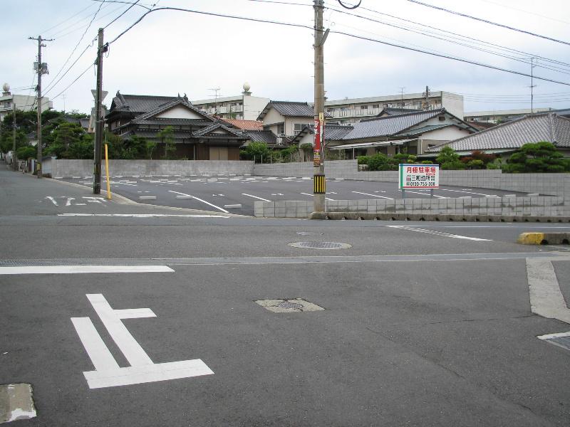 新垢田S駐車場 外観