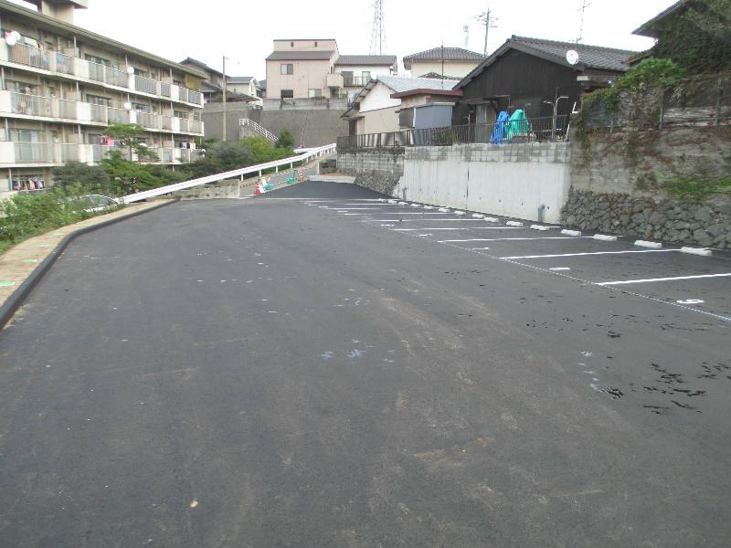 迫町S駐車場 外観